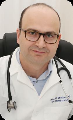 פרופ' אלון ברששת | מומחה לקרדיולוגיה והפרעות קצב